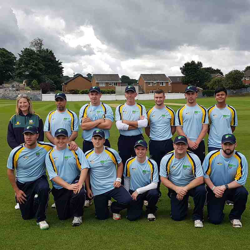Division 2 T20 Cup Final - Westgate A v Shireshead A 6.8.17