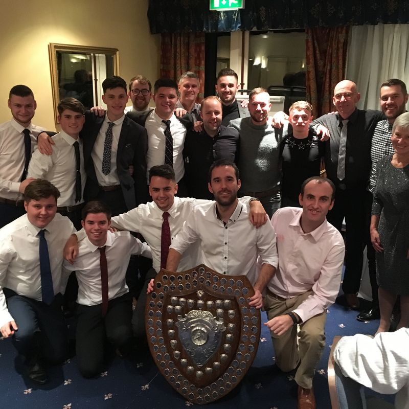 Westgate celebrate successful season with Annual Presentation Dinner