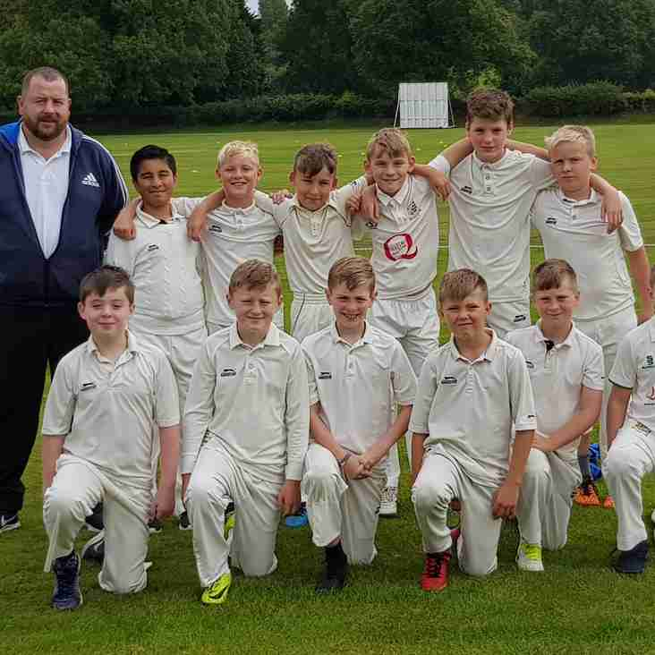 U11s win Soft Ball Championship