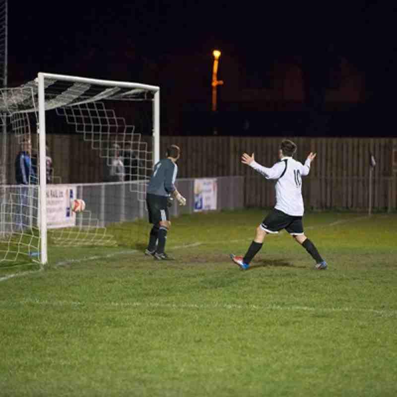 EUAFC vs Broadbridge Heath 05/02/13