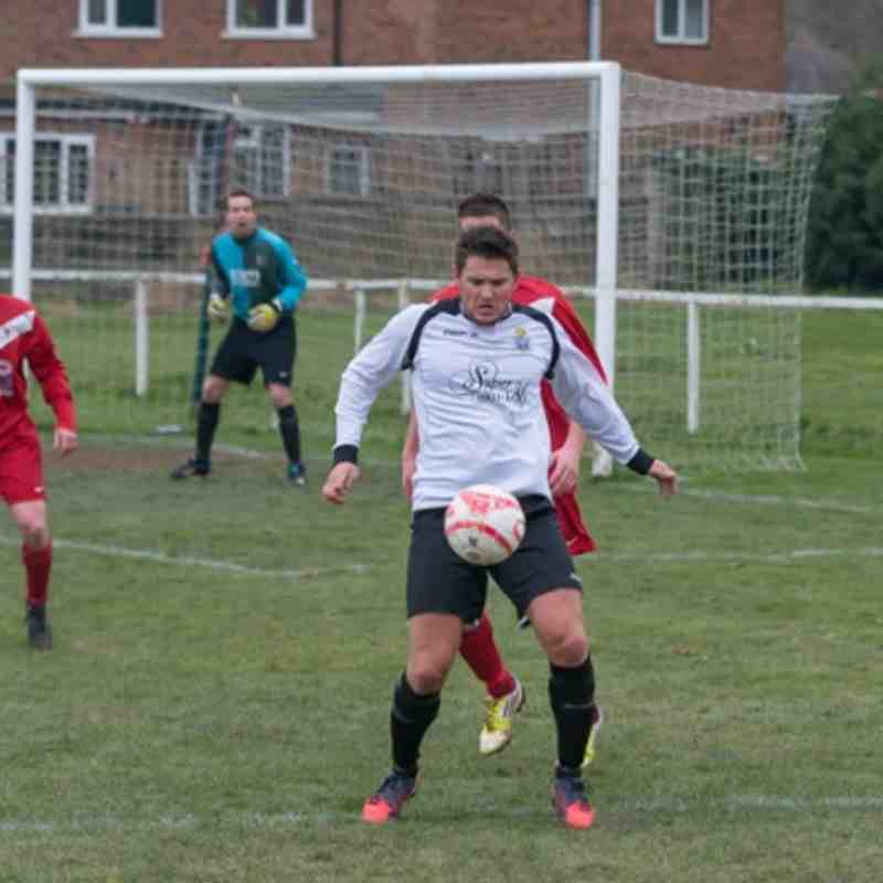 EUAFC vs Steyning Town 23-02-13