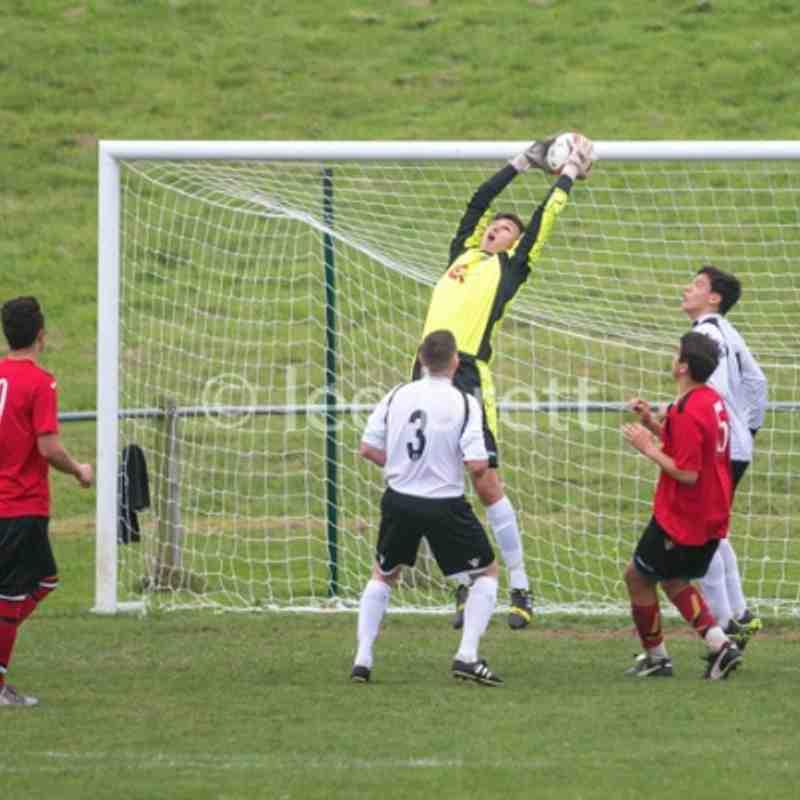 Rottingdean vs EUAFC U18's