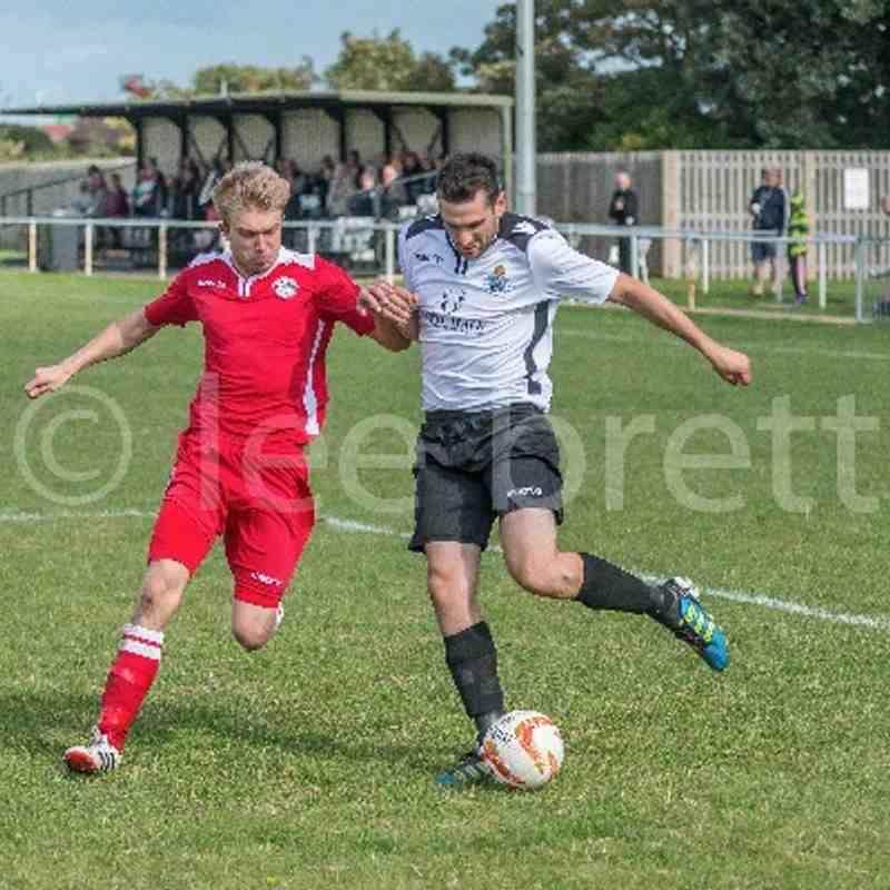 EUAFC vs Crawley Down Gatwick