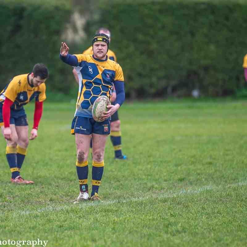 Eastbourne 1st XV vs Bromley