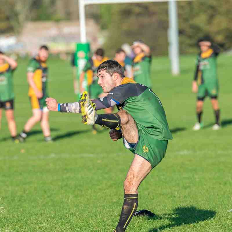 Eastbourne 1st vs Barns Green