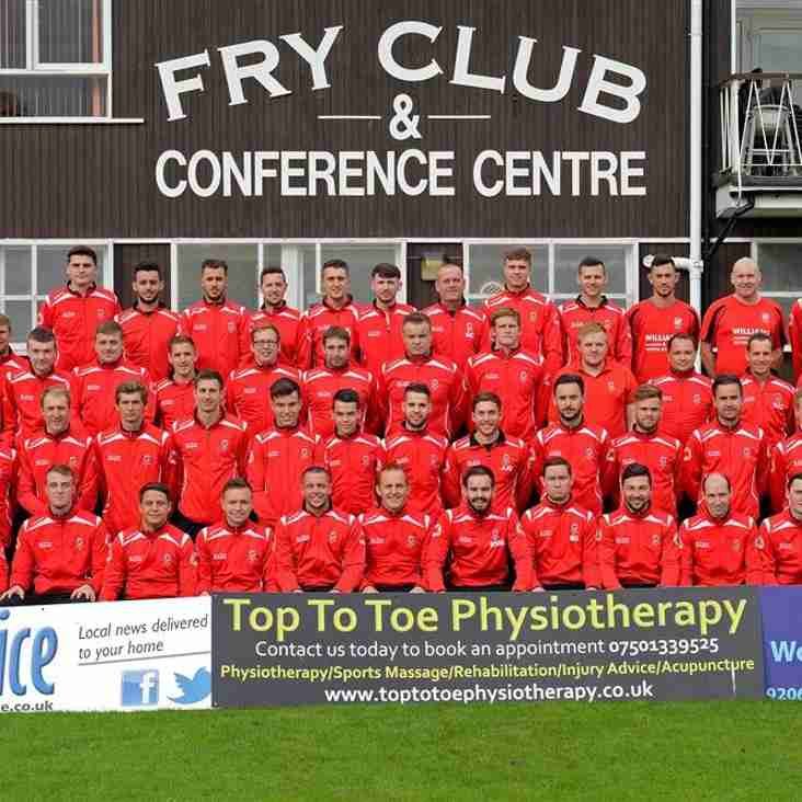 Fry Club FC Appoint New First Team Manager