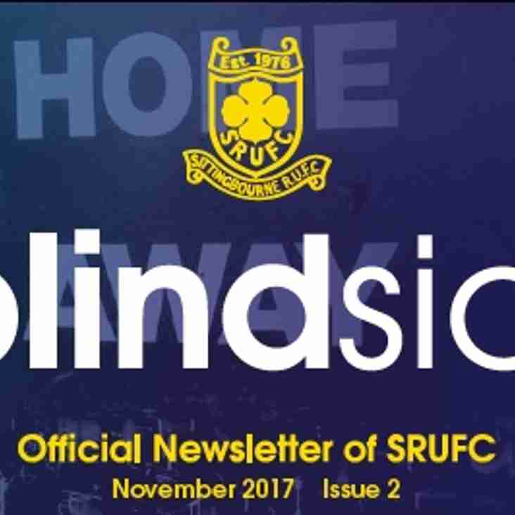 NEW CLUB NEWSLETTER