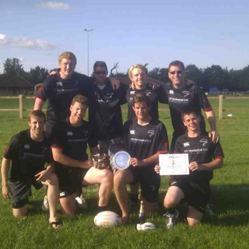 GAB at the Abingdon 7s- Winners