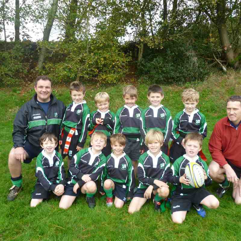 IRFC U7 V Kingsbridge 02 Nov 2014
