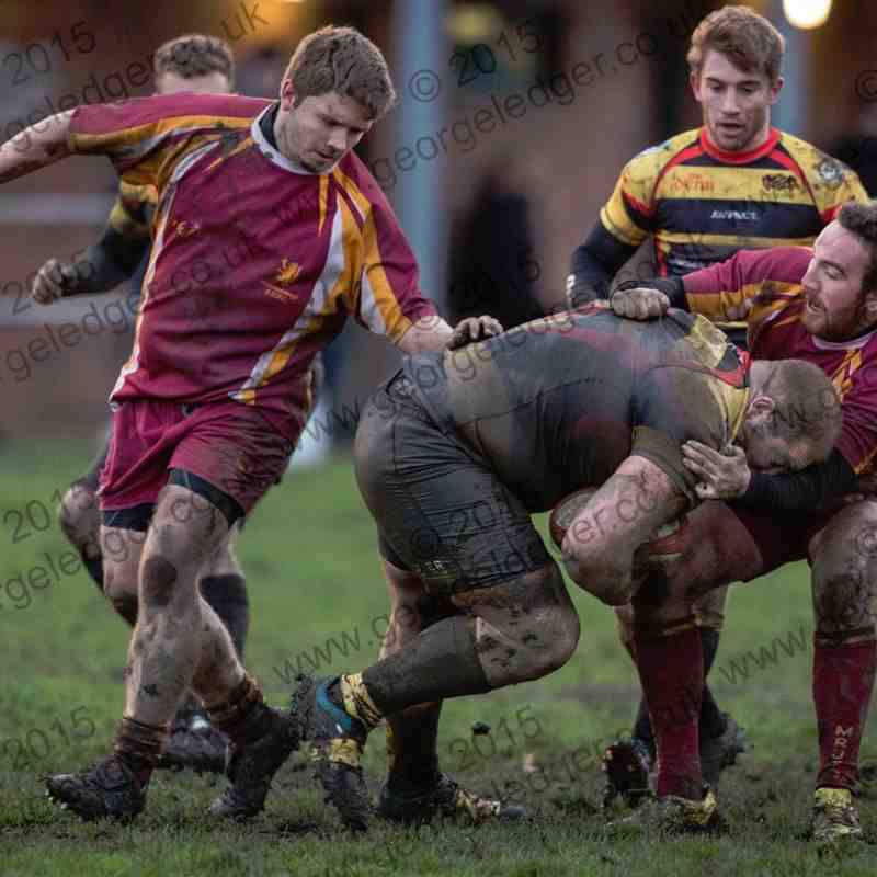 Consett 2nds RFC v Middlebrough 2nds RFC