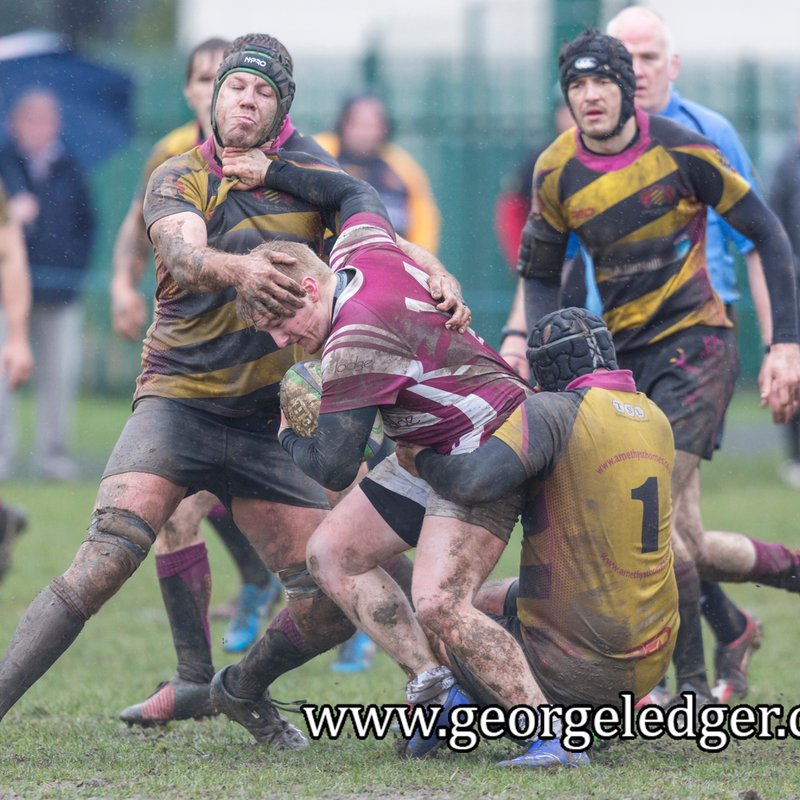 Consett RFC 29-24 Medicals, March 2017