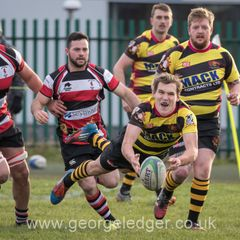Consett RFC 52 - 26 Hartlepool Rovers, Nov 2017.