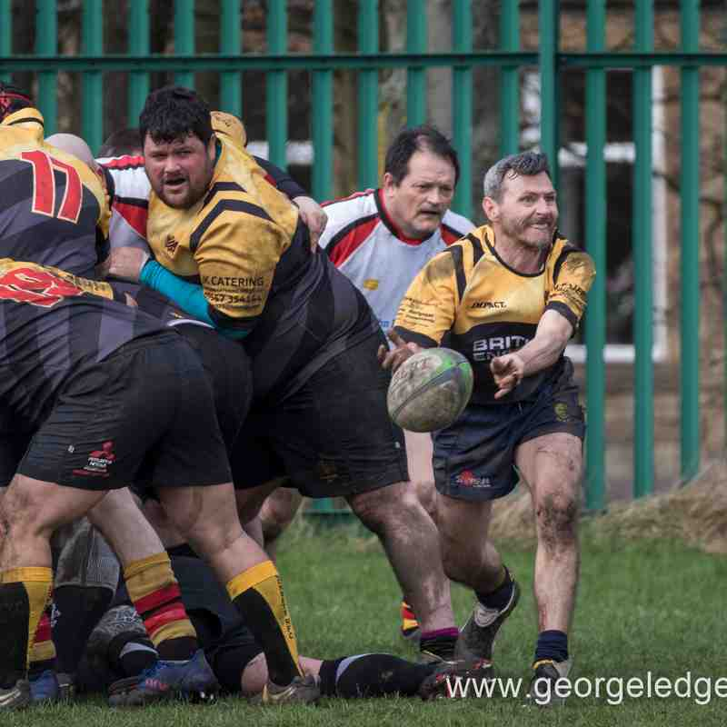 Consett Rugby Club Veterans/codgers (Tups) v Sunderland