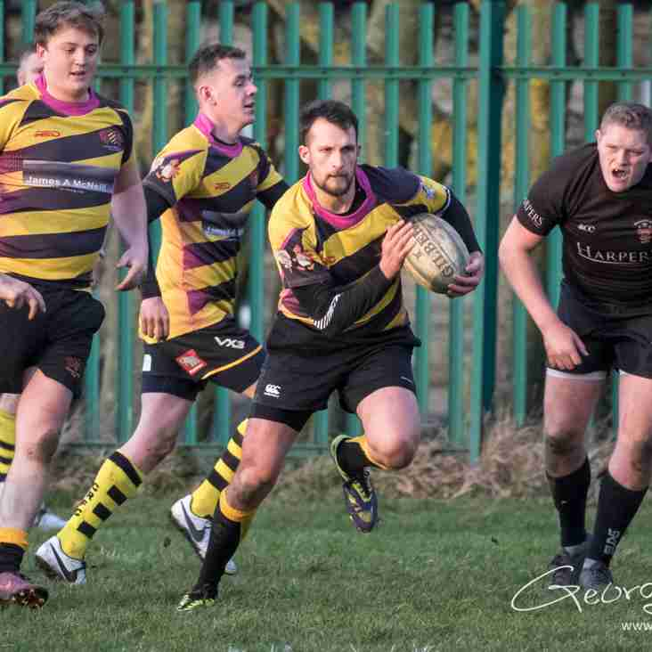 The 2nds preserve their unbeaten league record