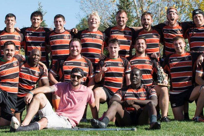 Mens - Division III lose to Colorado Springs Grizzlies  33 - 14