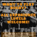WANT TO PLAY RUGBY??