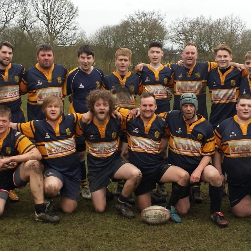 Bridlington Marauders 3rd XV beat Driffield 4 25 - 12