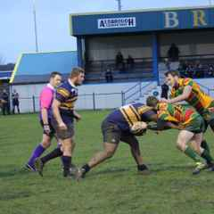 Bridlington beat Selby at home