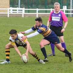 Bridlington win last game of the season 51-5