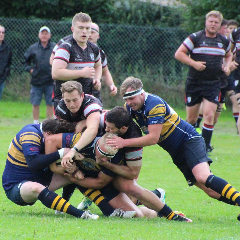 Bridlington v Ilkley (Pre season Friendly)
