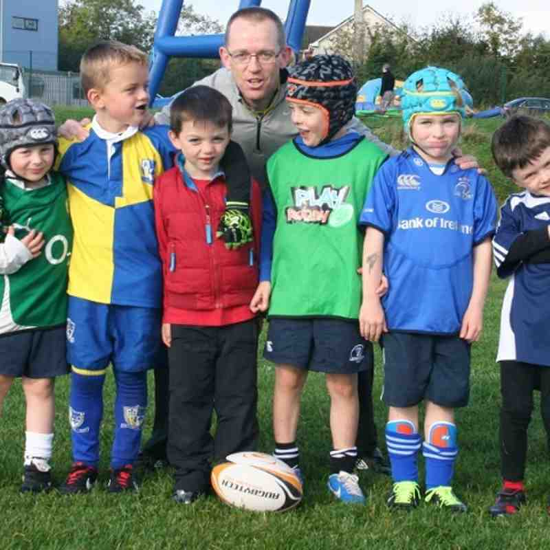 Under 7s @ Rugby-thon
