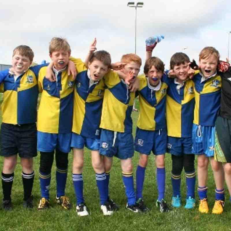 Under 11s @ Rugby-thon