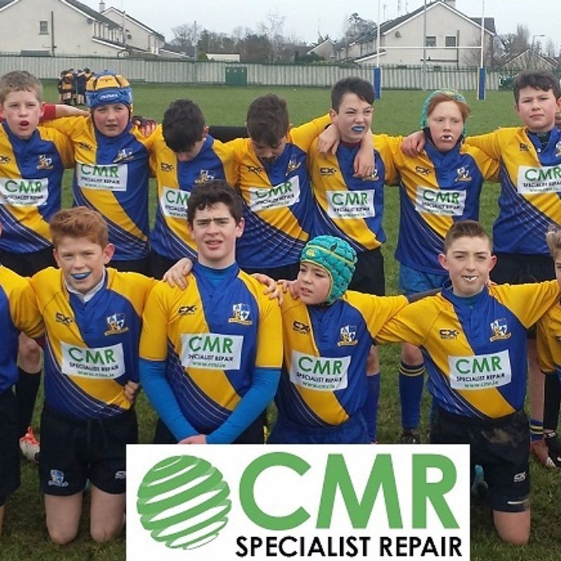 Under 15s beat Ardee RFC