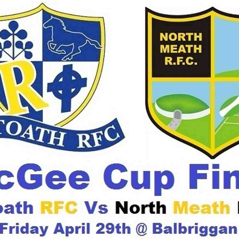 Ratoath's first senior final