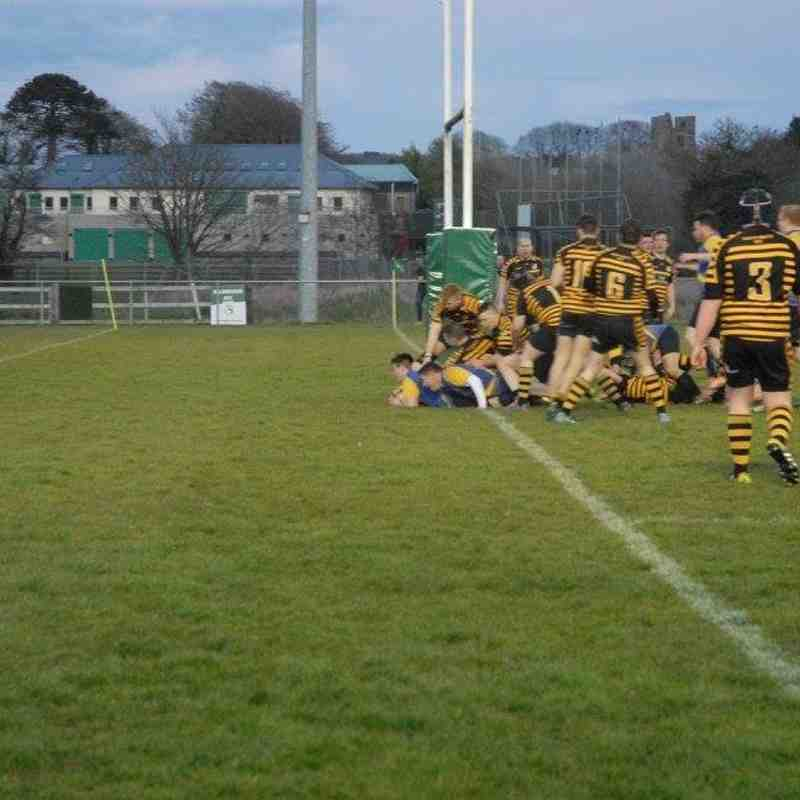 Ratoath's first try