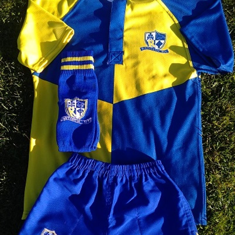 "Ratoath Rugby ""Retro"" Gear"