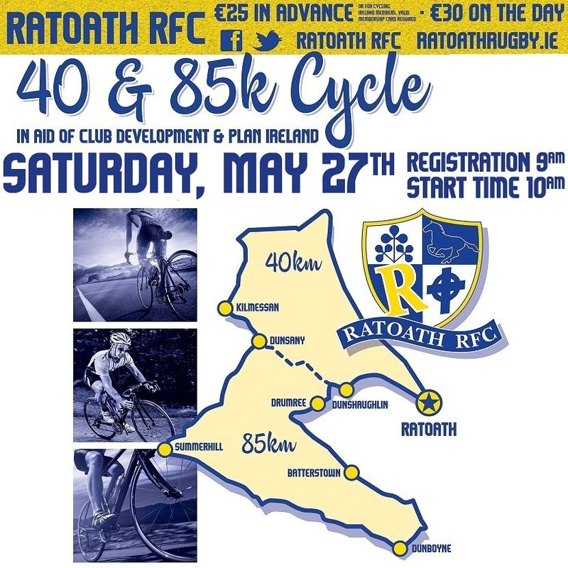 Ratoath RFC Cycle