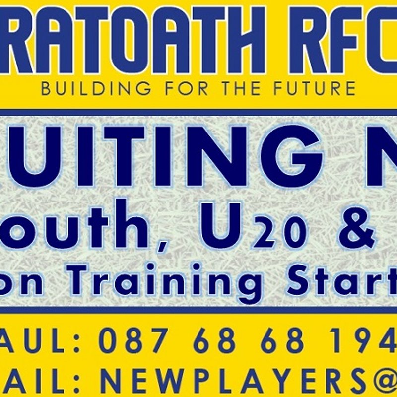 Recruiting New Rugby Players
