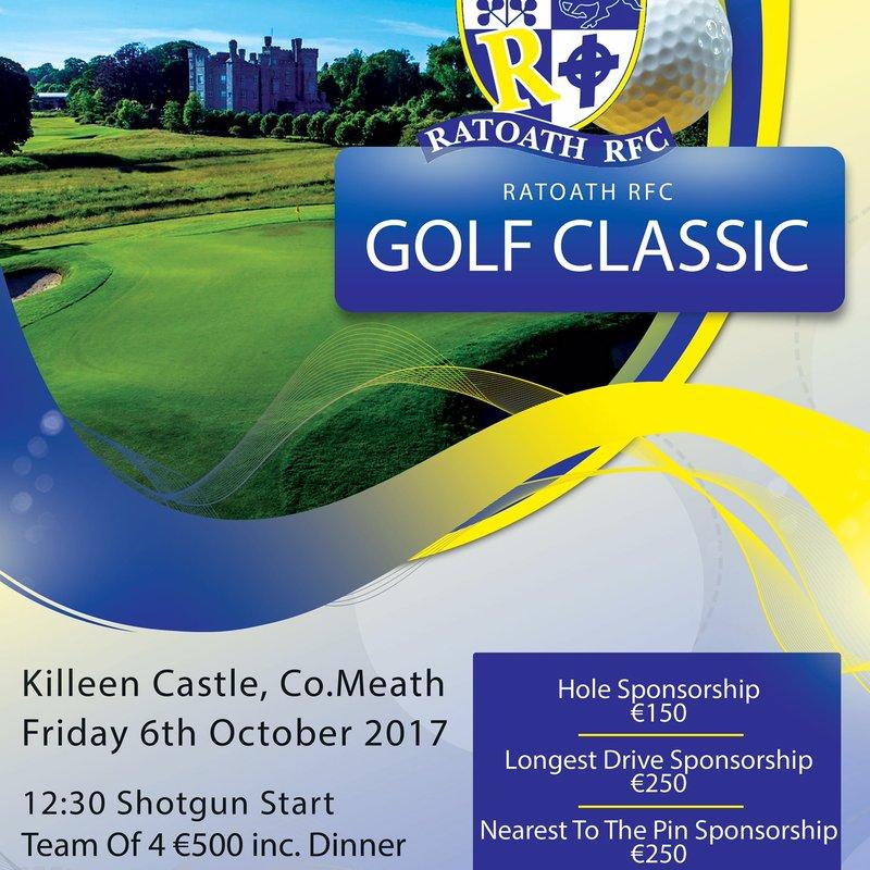 Ratoath RFC Golf Classic