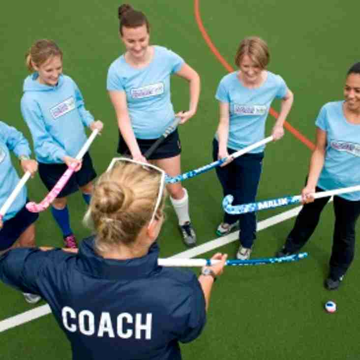 Rosshire Hockey Club: Coaches Required