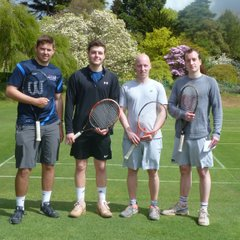 EALTS Open Age Singles April 2015