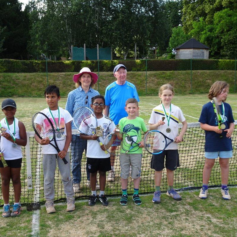 EALTS Junior Club Championships 2018