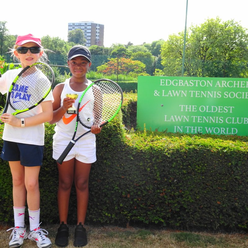 EALTS Junior Open 5-11 August 2018