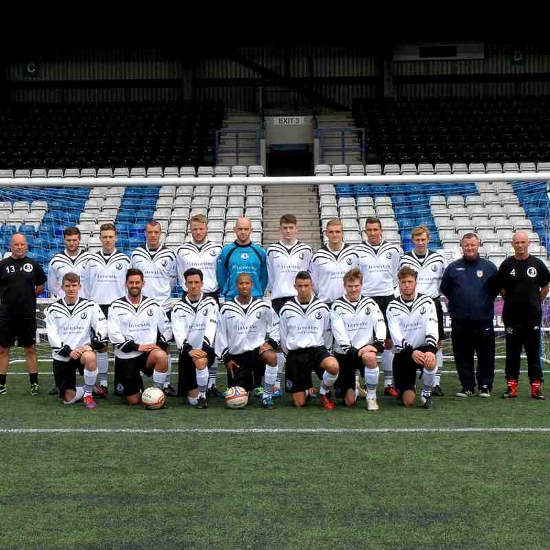 Widnes FC Players