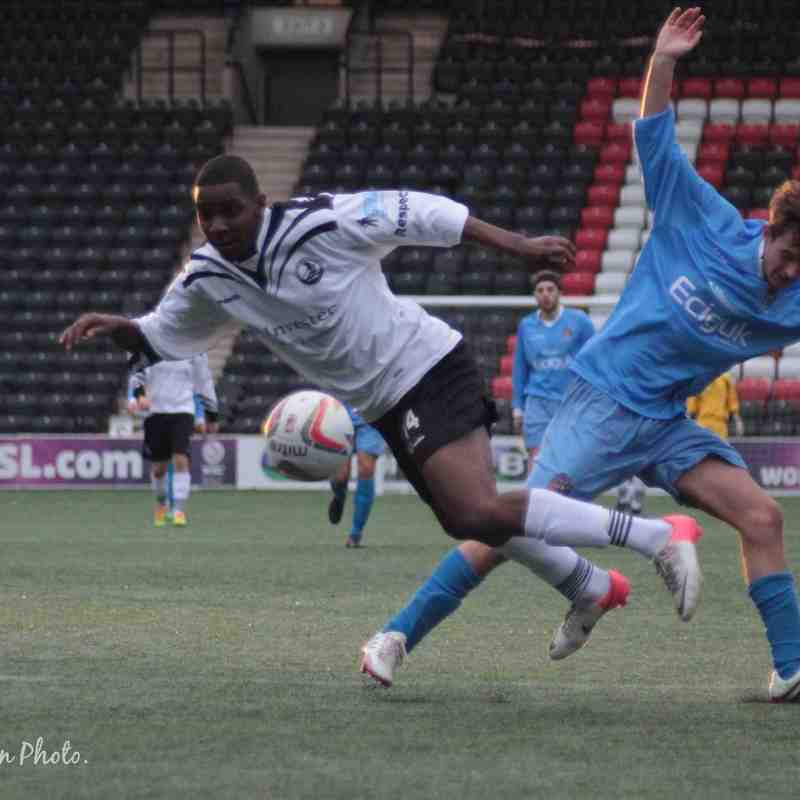 Widnes Vs St Helens Town