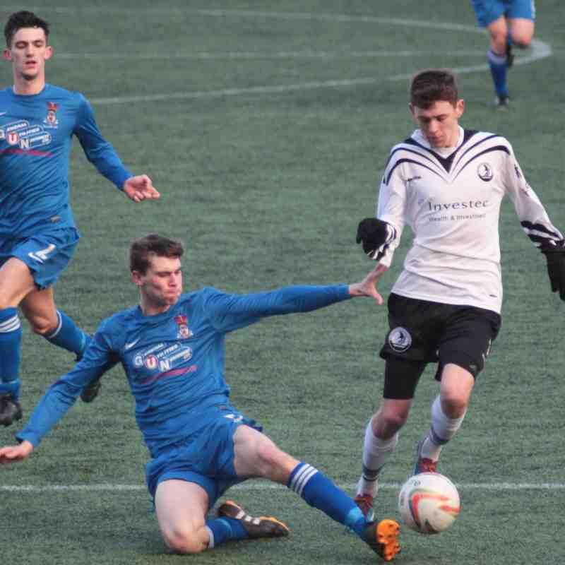 Widnes FC v Irlam FC