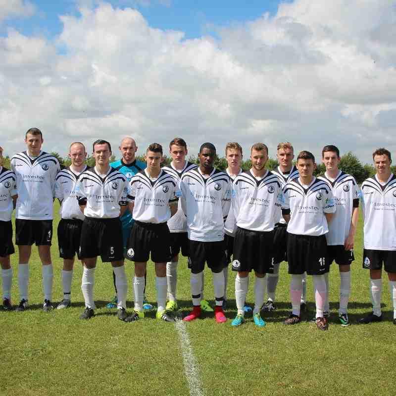 Halebank FC vs Widnes FC