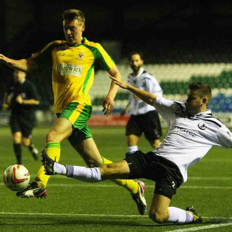 Widnes v Ashton Town Liverpool Senior Cup 05-10-15