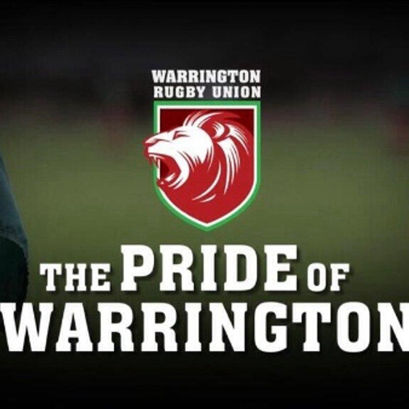 Excellent Team Performance But Warrington Just Fall Short