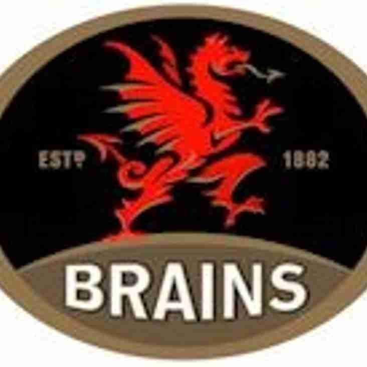 BRAINS PLATE SEMI FINAL AT DUNVANT RFC (23rd Apr)