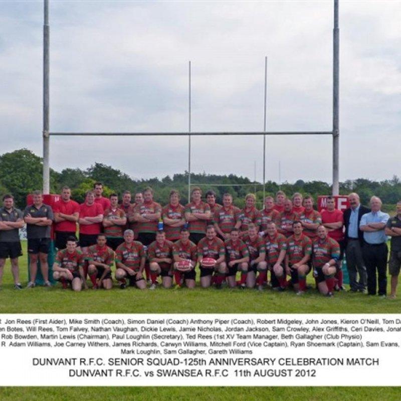 2nd  XV beat Skewen R.F.C. 2ndXV 7 - 24