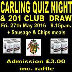 JR STRIKES IT LUCKY IN OUR APRIL 201 CLUB DRAW