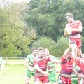 DUNVANT SUNK BY RED CARD AGAINST NEWCASTLE EMLYN (Oct 15th)