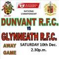 Dunvant vs. Glynneath