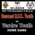 Dunvant Youth vs. Vardre Youth