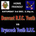 Youth Just Edge A Win In Friendly Against Bryncoch